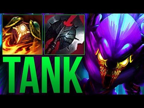 Tank Kha'zix is NO TROLL GOOD NO REALLY IT IS