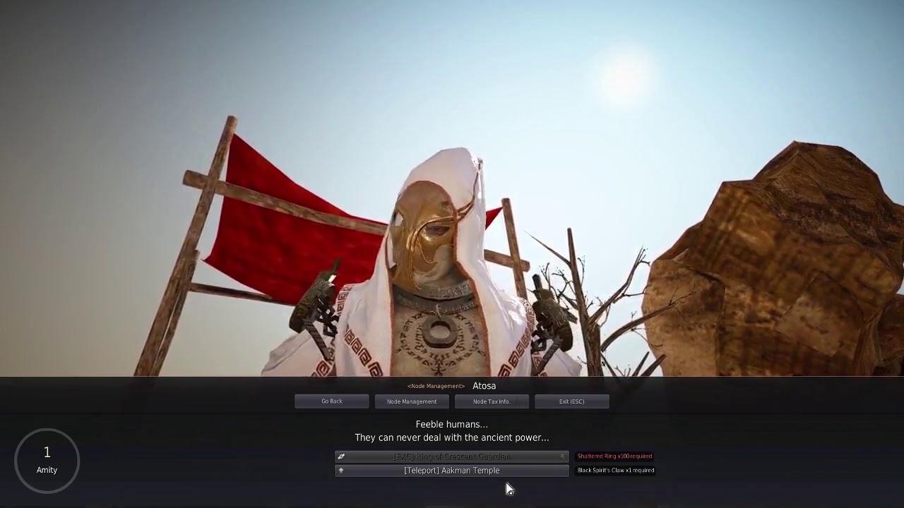 Black Desert | Aakman's Claw Quest Series Walkthrough | Never Hunt for  Portals Again!