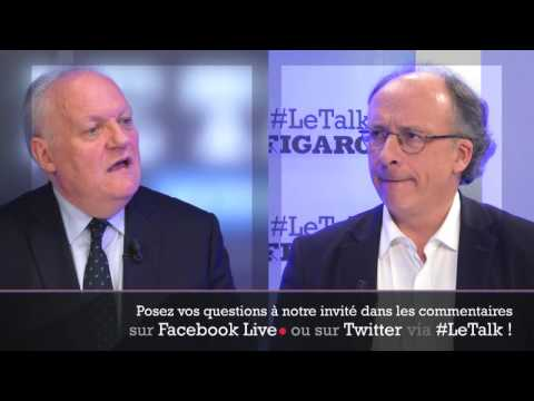 François Asselineau : «Je vais vous faire une surprise que vous n'imaginez pas»