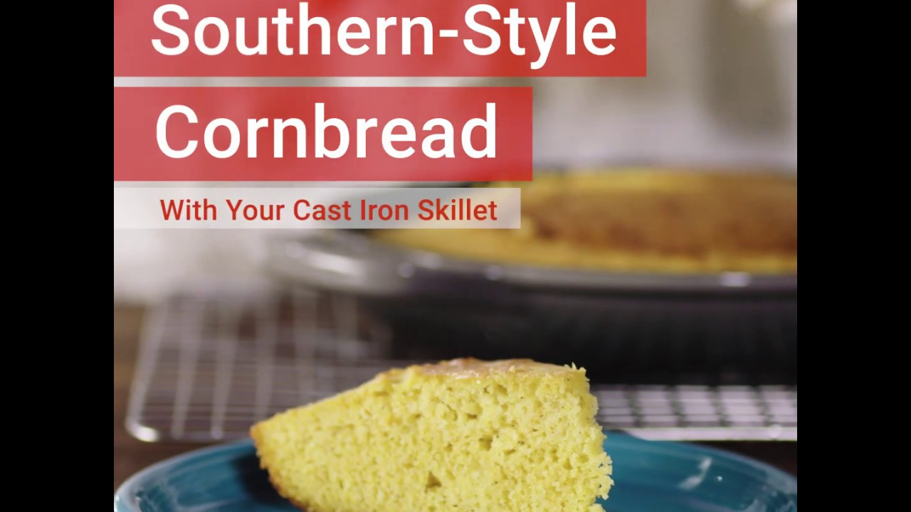 Cast Iron Skillet Cornbread By America S Test Kitchen