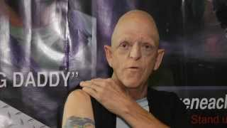 Michael Berryman Horror Rama Oct 18 2015 in conversation with Eugene Clark
