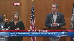 Virginia Gov. Ralph Northam press conference March 24, 2020
