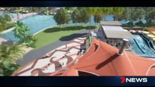 7 News Sunshine Coast interview with Bradley Sutherland