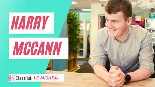 Classhub le Micheál - Harry McCann