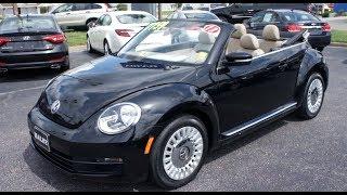 Volkswagen Beetle Convertible 2013 Videos
