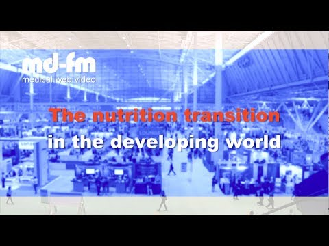 MD_FM - EB SUMMIT 2013 - The nutrition transition in the developing world