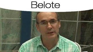 Quand jouer atout à la belote ?