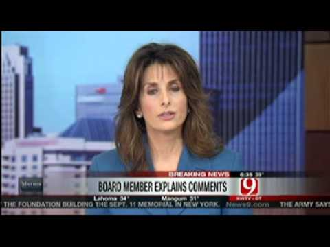News 9's Robin Marsh Gets Exclusive Interview With Board Member Herb Rozell
