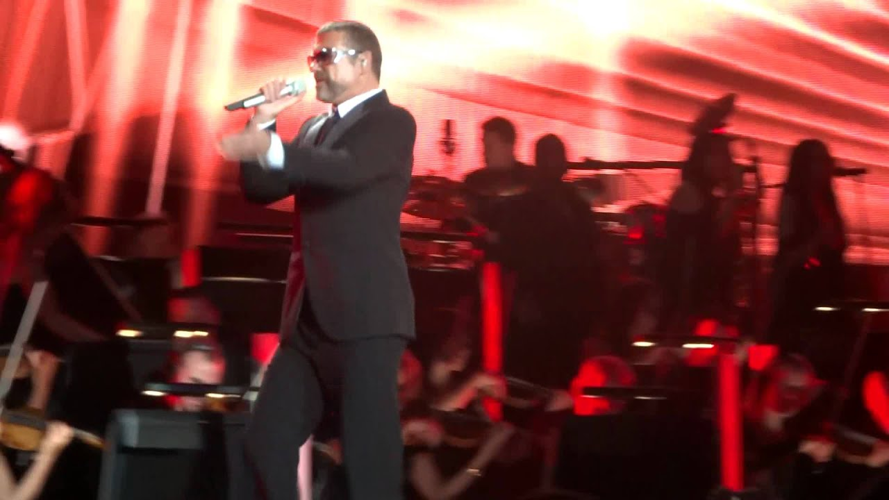 George michael russian roulette