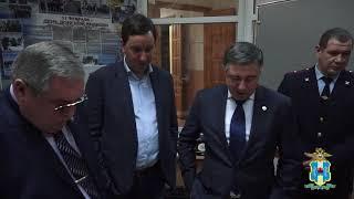 В Ростове-на-Дону состоялась рабочая встреча члена Общественного совета МВД России