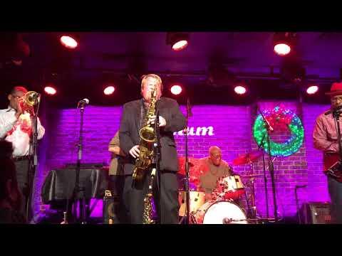 Jaimoe's Jasssz Band from The Iridium NYC 12/13/2017 - In Memory of Elizabeth Reed