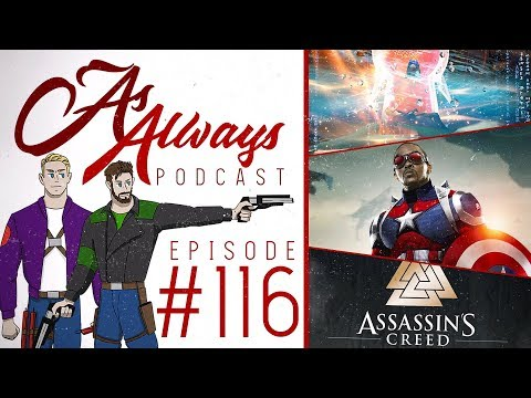 The Future Of The MCU Phase 4 & Beyond, New AC Revealed In Feb & MORE! | As Always Podcast - #116