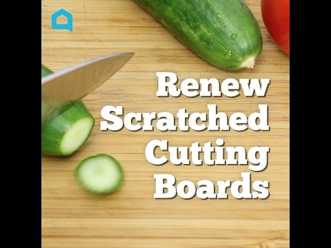How to Clean a Wooden Cutting Board in Under a Minute
