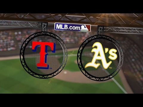 9/17/14: Rangers Win With Wild 9th-inning Rally
