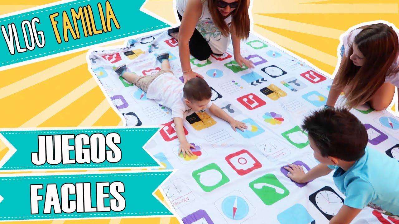Juegos Faciles Y Divertidos Caseros Vlog Juegos Y Juguetes En