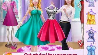 Shopping Mall Girl Dress Up & Style Game - Ipad App Demo For Kids - Ellie