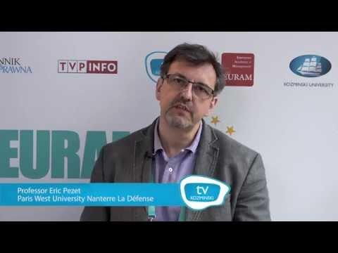 Prof. Eric Pezet  - Paris West University Nanterre La Defense