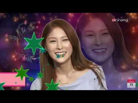 [EngSub] ArirangTV Showbiz Korea Exclusive Date - Park Gyuri (박규리)