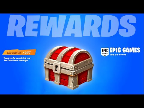 Fortnite New Event & Free Rewards (Redcross Event)