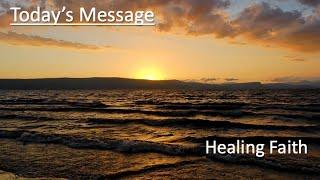 "6/20/21 Sermon ""Peace, Be Still"""