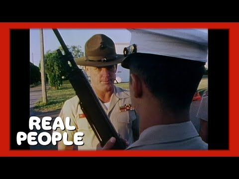 Marine Military Academy | Real People | George Schlatter