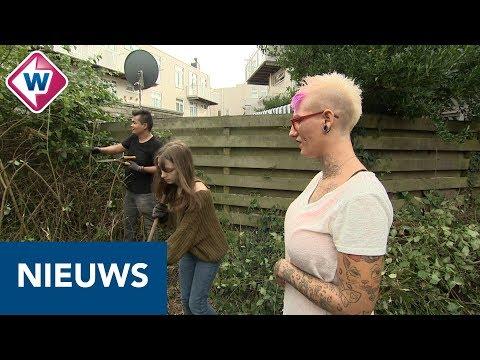 Een mooie tuin voor ALS-patient Paula - OMROEP WEST
