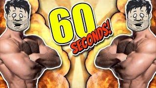 ЧИСТО МУЖСКОЕ ВЫЖИВАНИЕ - 60 Seconds! #6