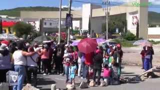 Habitantes de Casas QUMA bloquearon la Tula-Jorobas por falta de agua thumbnail