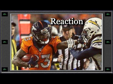 San Diego Chargers vs Denver Broncos Recap & Reaction 1/3/16