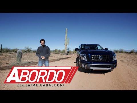 Nissan TITAN XD 2016 - Prueba A Bordo [Full]