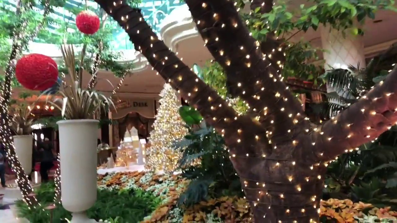 Places To Visit During Christmas Time Wynn Resort Las Vegas
