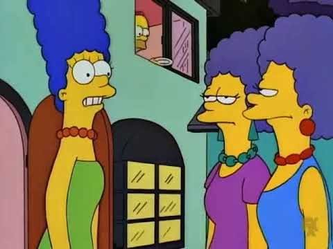 The Simpsons Homer Vs. Patty And Selma Part 1