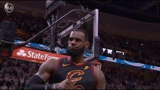 """LeBron James Gets The Biggest Standing Ovation From Cavs Crowd:""""All Hail King!"""""""