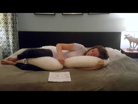 Snoogle Pregnancy Pillow Review