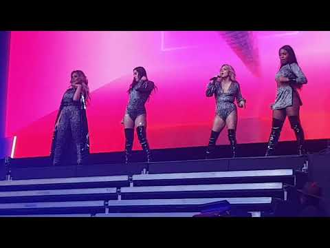 Fifth Harmony - Down (PSA TOUR CHILE)