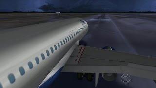 Near collision at JFK Airport