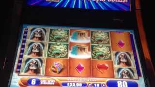 $1 Kronos slot machine jackpot handpay Valley Forge Casino