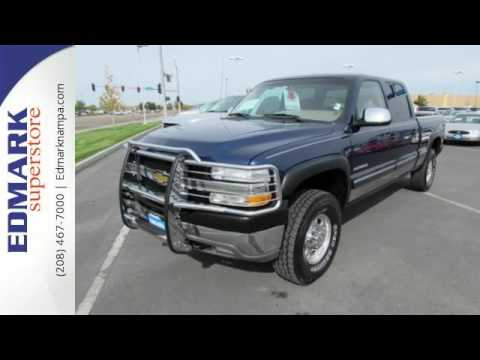 2002 Chevrolet Silverado 2500HD Boise ID Nampa, ID #151062B - SOLD - YouTube