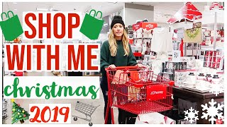 CHRISTMAS SHOP WITH ME 2019 | GIFT IDEAS 2019! | Brianna K