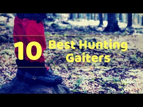10-best-hunting-gaiters---tactical-gears-lab-2020