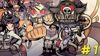 Skullgirls: 2nd Encore! First Time Playing Part 1 - YoVideogames