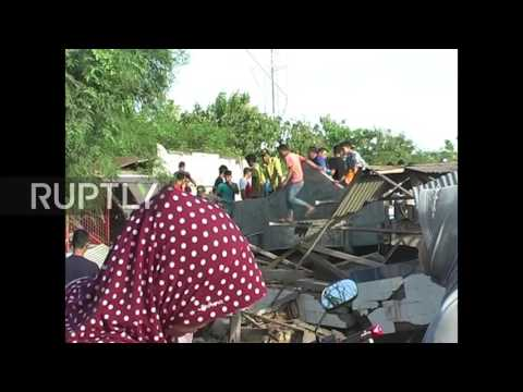 Indonesia: Death toll rises to 97 after 6.5M earthquake in Sumatra