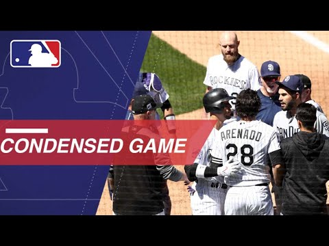 Condensed Game: SD@COL - 4/11/18
