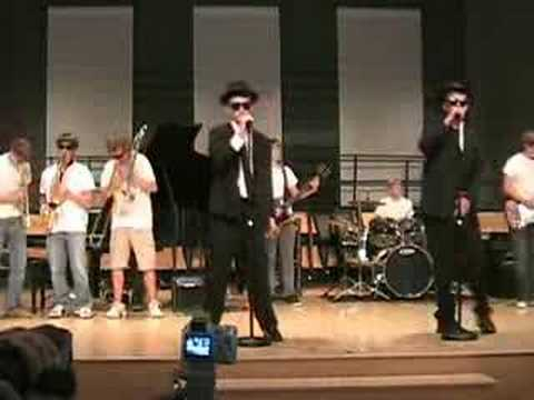 Blues Brothers - Soul Man talent show