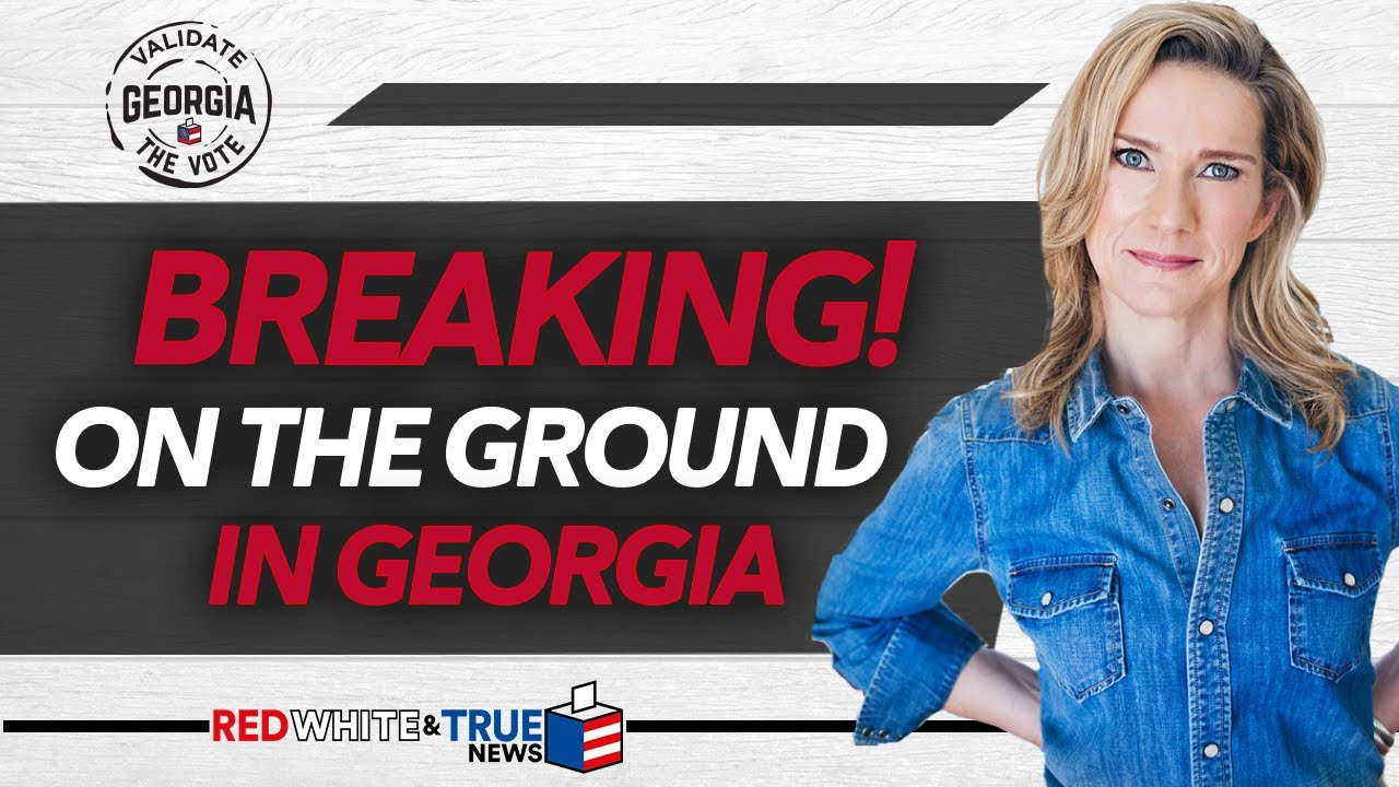 On the Ground the Day Before Election Day   Red White & True News   Validate the Vote Georgia Ep. 26