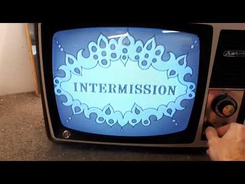 Vintage 1967 Pye/Astor T25X Television Part 3