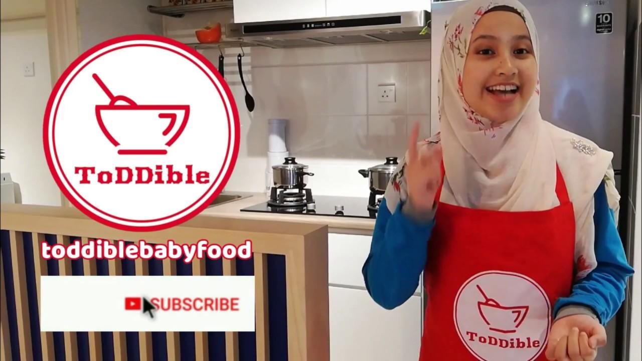 Resepi Makanan Bayi 7 Bulan : Roti Bakar oleh Toddible