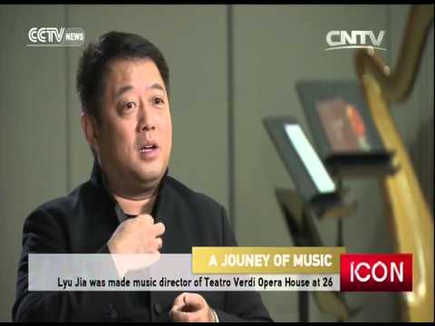 Icon 07/25/2015 Lyu Jia, conductor