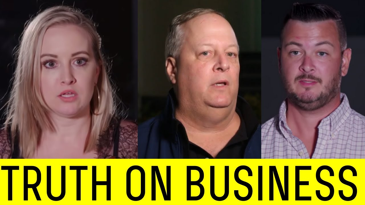 """The Truth on Elizabeth's """"Family Business"""" from 90 Day Fiance."""
