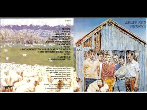 Split Enz-Frenzy (Full Album) 1979 Original Version